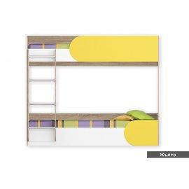 Двуетажно легло Рики