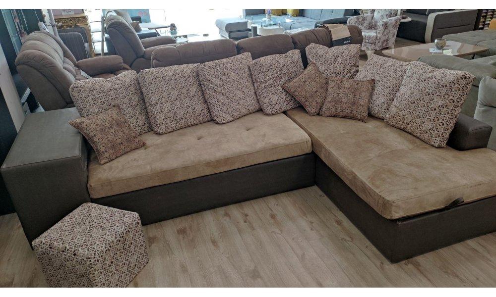 РАЗПРОДАЖБА!!! Ъглов диван Тонио